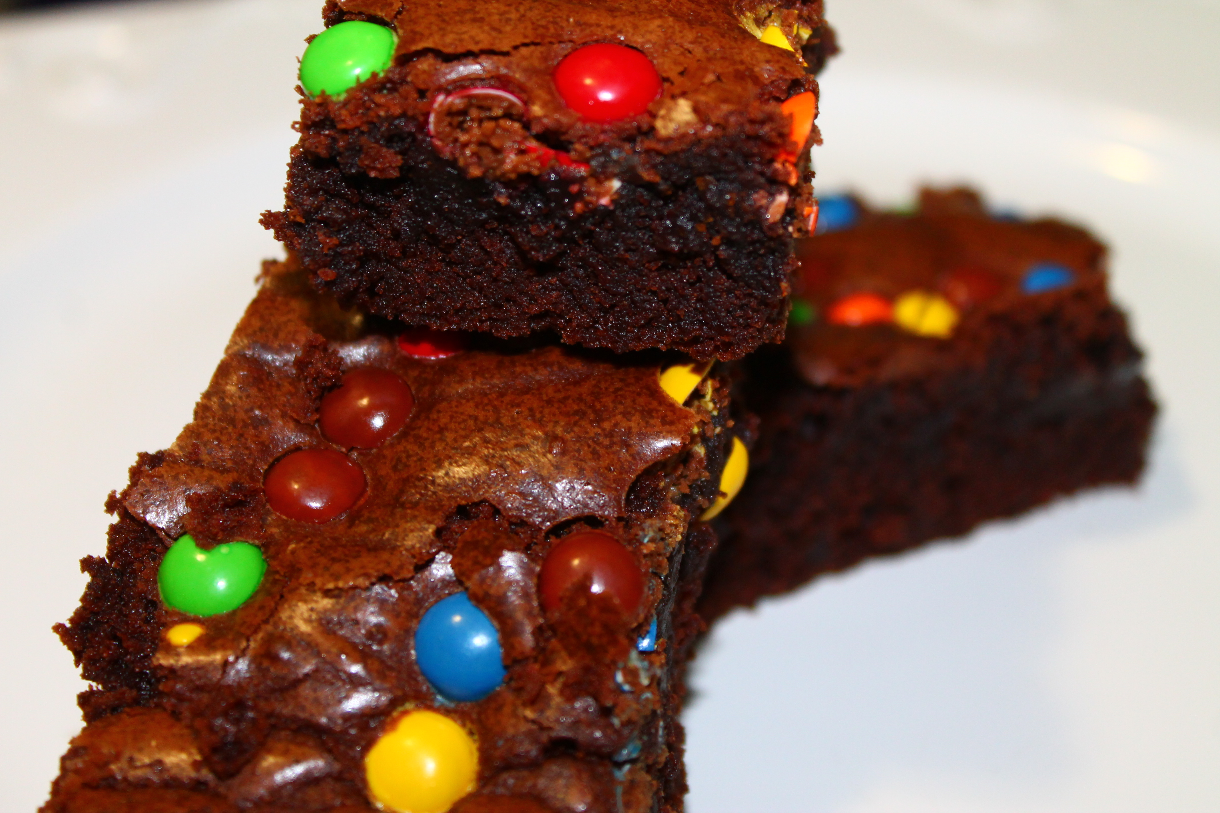 Brownie And Friends You Cannot Go Wrong With Smarties