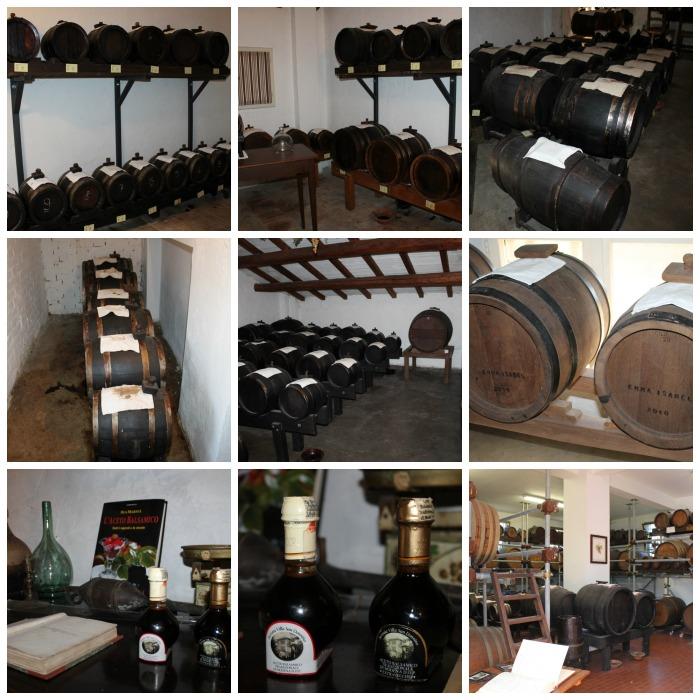 Modena Vinegar Collage 1